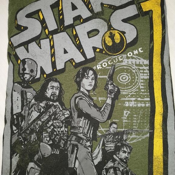 Star wars rogue one t shirt